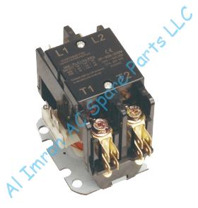 AC-contactor-2-poles