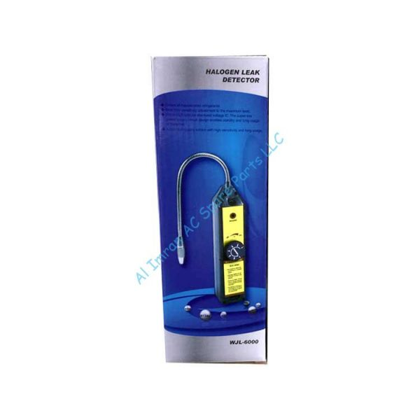 Halogen-Leak-Detector