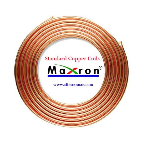 """7/8"""" MAXRON Copper Coil"""
