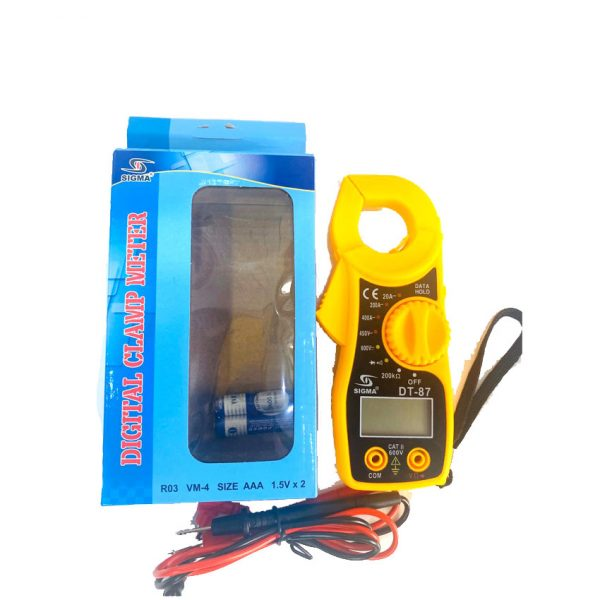 Clamp-Meter-DT-87
