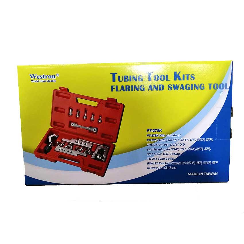 Tubing Tool Kit WESTRON - FT - 278K