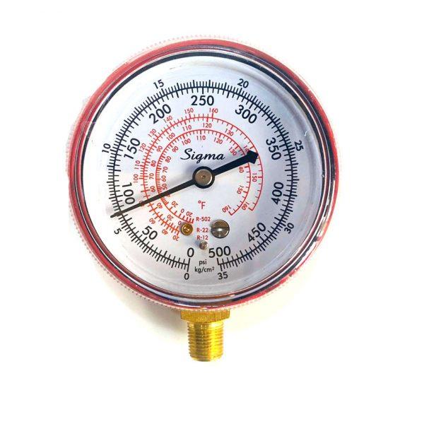 High-Pressure-Gauge-Meter