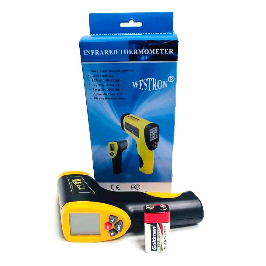 Infrared Thermometer - WESTRON