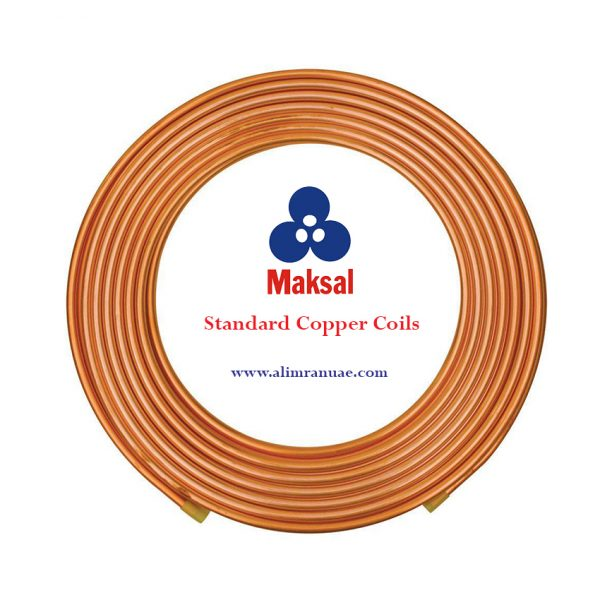7/8″ Maksal Copper Coil