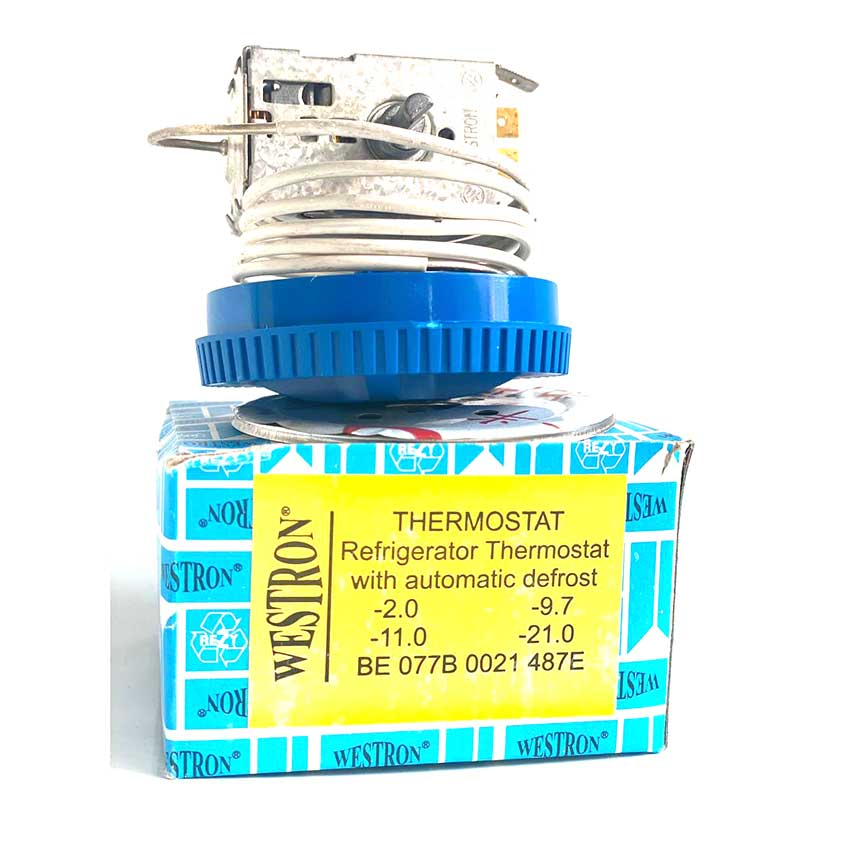 Refrigerant-Thermostat-(Automatic-Defrost)-WESTRON