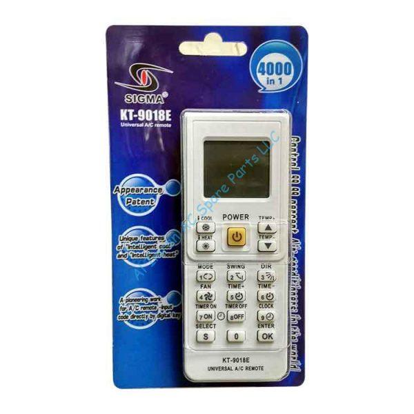 Remote-KT-9018-SIGMA