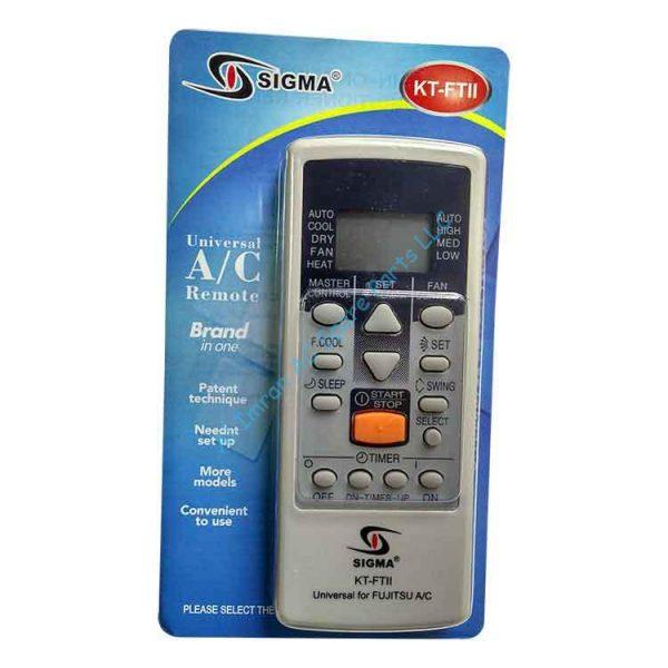 universal-ac-Remote-KT-FTII-sigma
