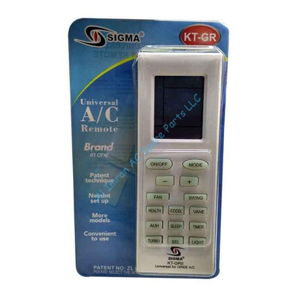 universal-ac-Remote-KT-GRII