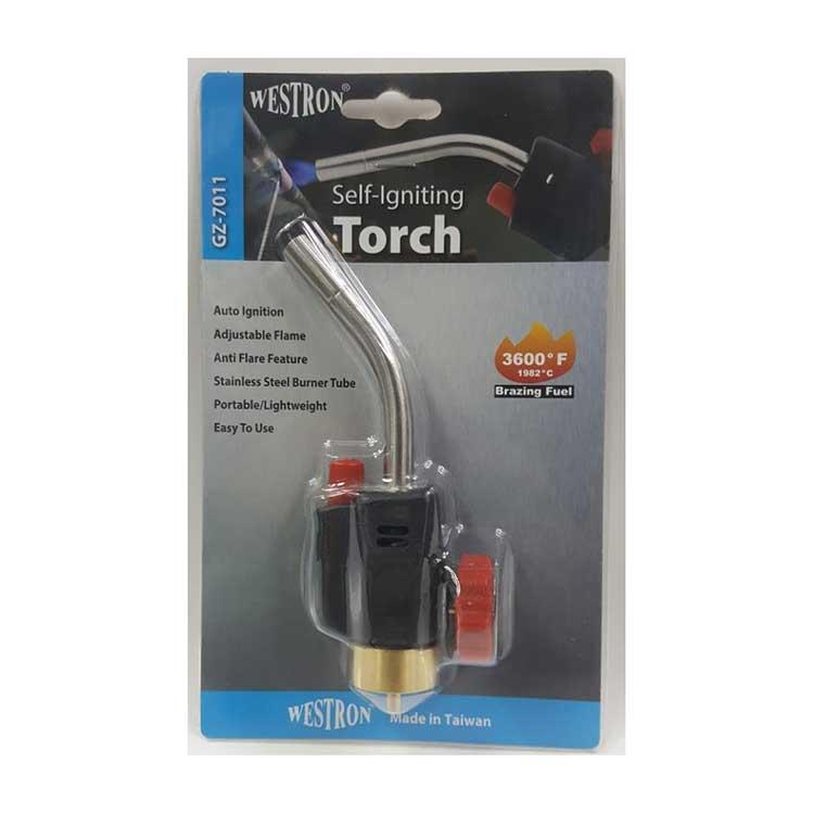 Welding Torch Model – GZ-7011 - WESTRON