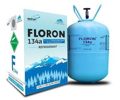 R134a Refrigerant – FLORON R134a Gas (India)